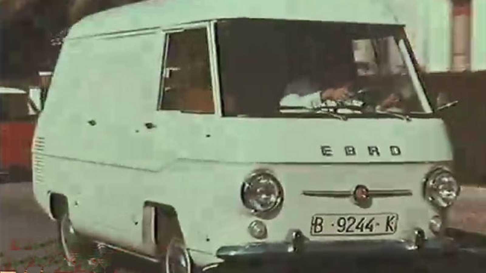 La furgoneta para trabajadores tranquilos