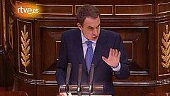 Zapatero se compromete a acudir al Congreso antes de hablar con ETA