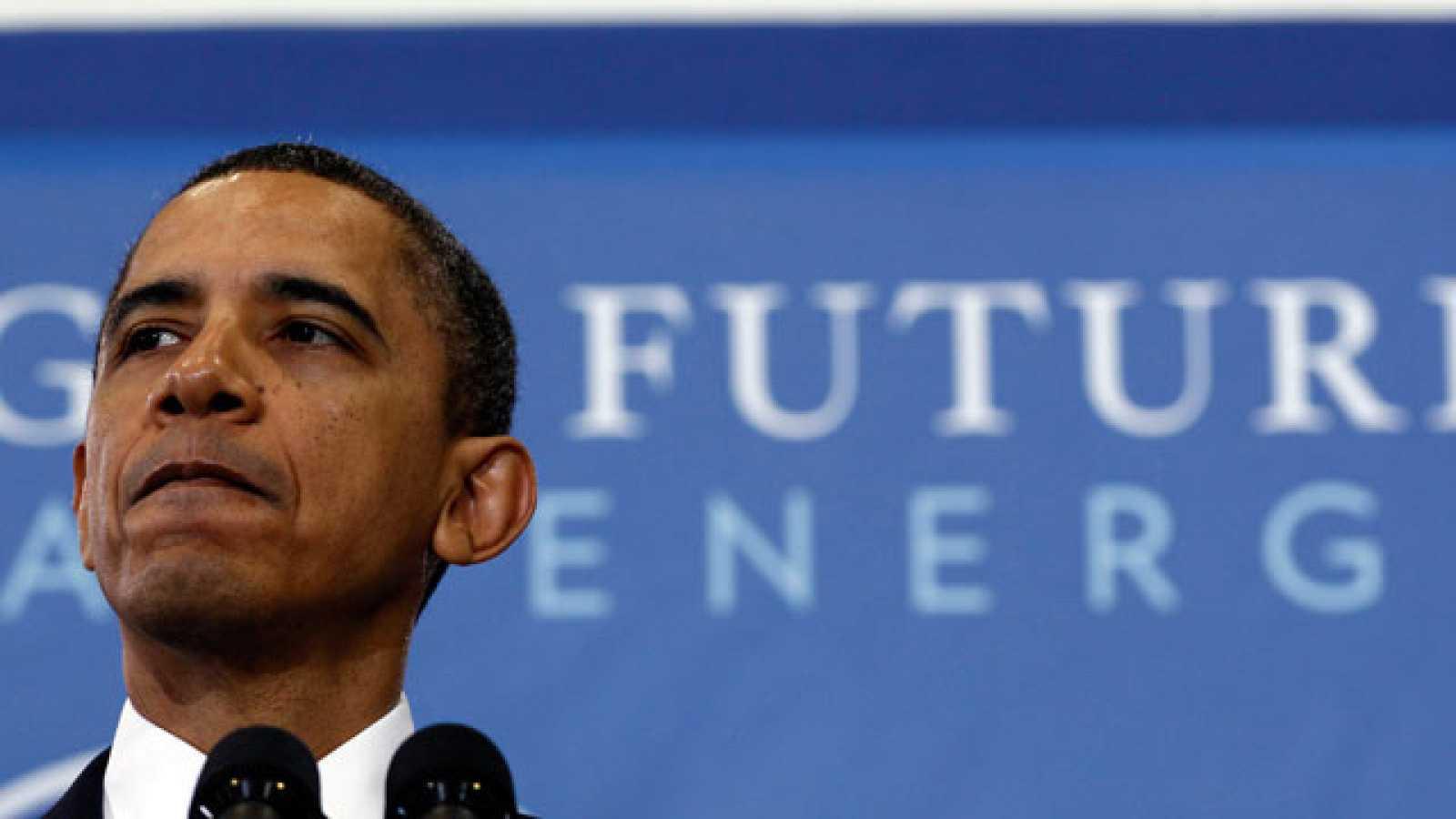 El presidente de EE.UU, Barack Obama ha avanzado su objetivo de reducir en un tercio las importaciones de petróleo para 2020. Además, la administración va a fijar nuevos niveles de eficiencia energética para los vehículos