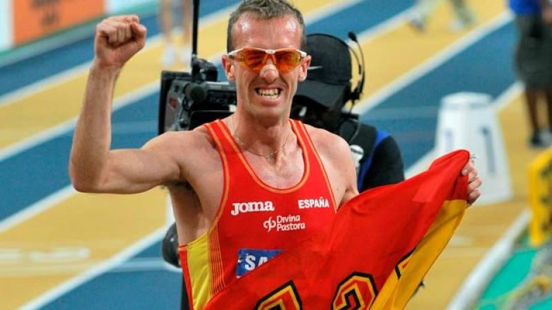 El atleta ha criticado duramente al ex secretario de Estado para el Deporte por no haberle sido concedida una beca ADO. La Federación le ha abierto expediente