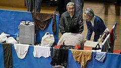 On Off: El emperador de Japón visita a los refugiados