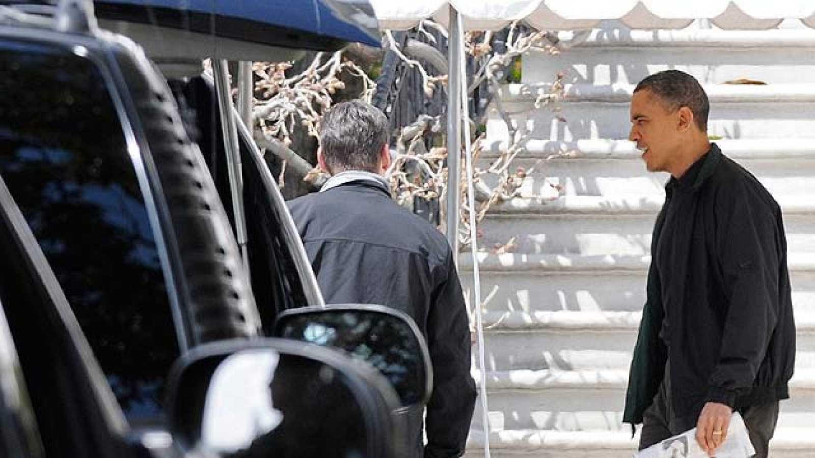 Obama anuncia el comienzo de la campaña de su reelección, en la que espera conseguir mil millones de dólares