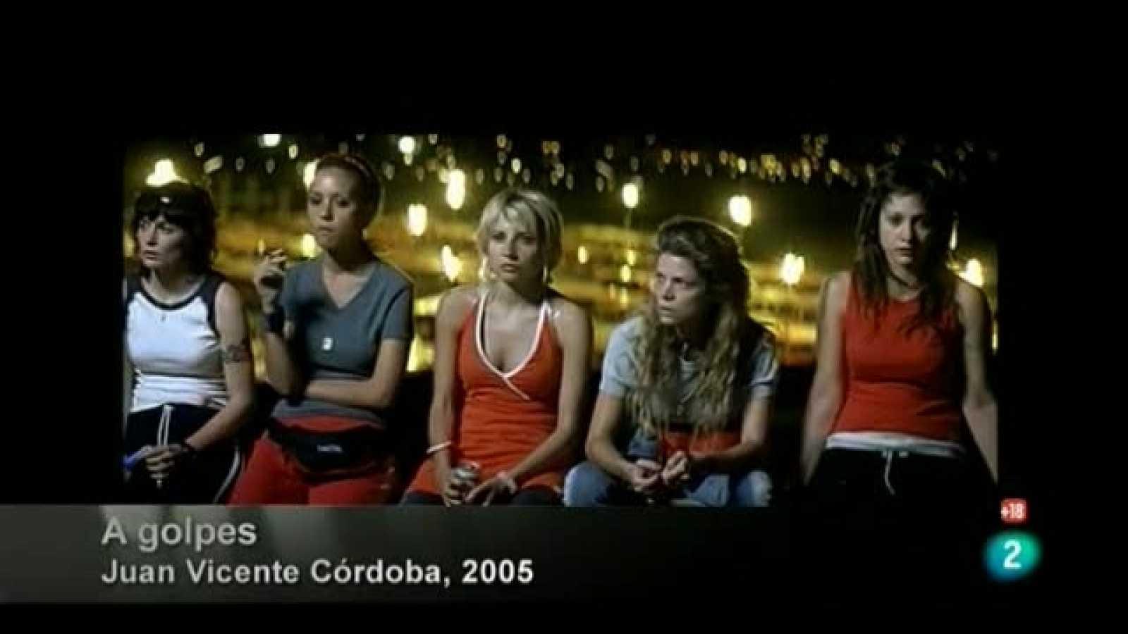 Versión española - Presentación de la película 'A golpes' - Ver ahora