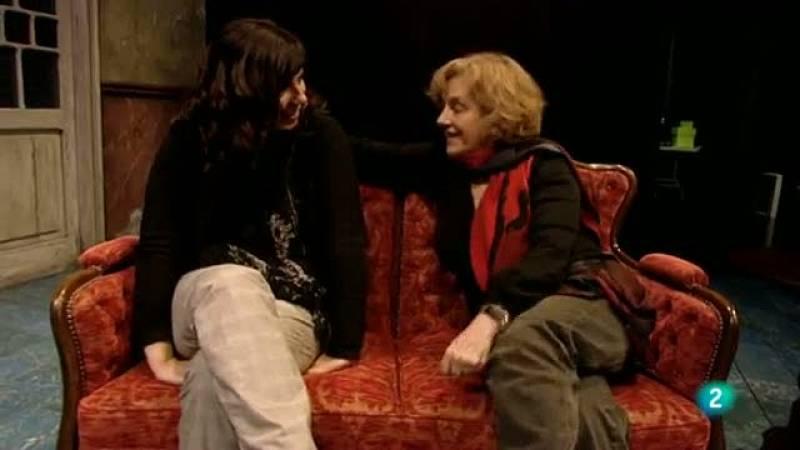 """Continuarà - """"Dues dones que ballen"""" de Josep Ma. Benet i Jornet"""