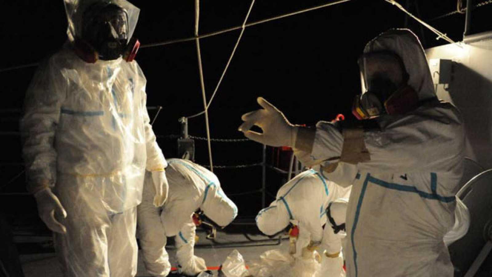 Japón anuncia que ha logrado sellar la grieta del reactor 2
