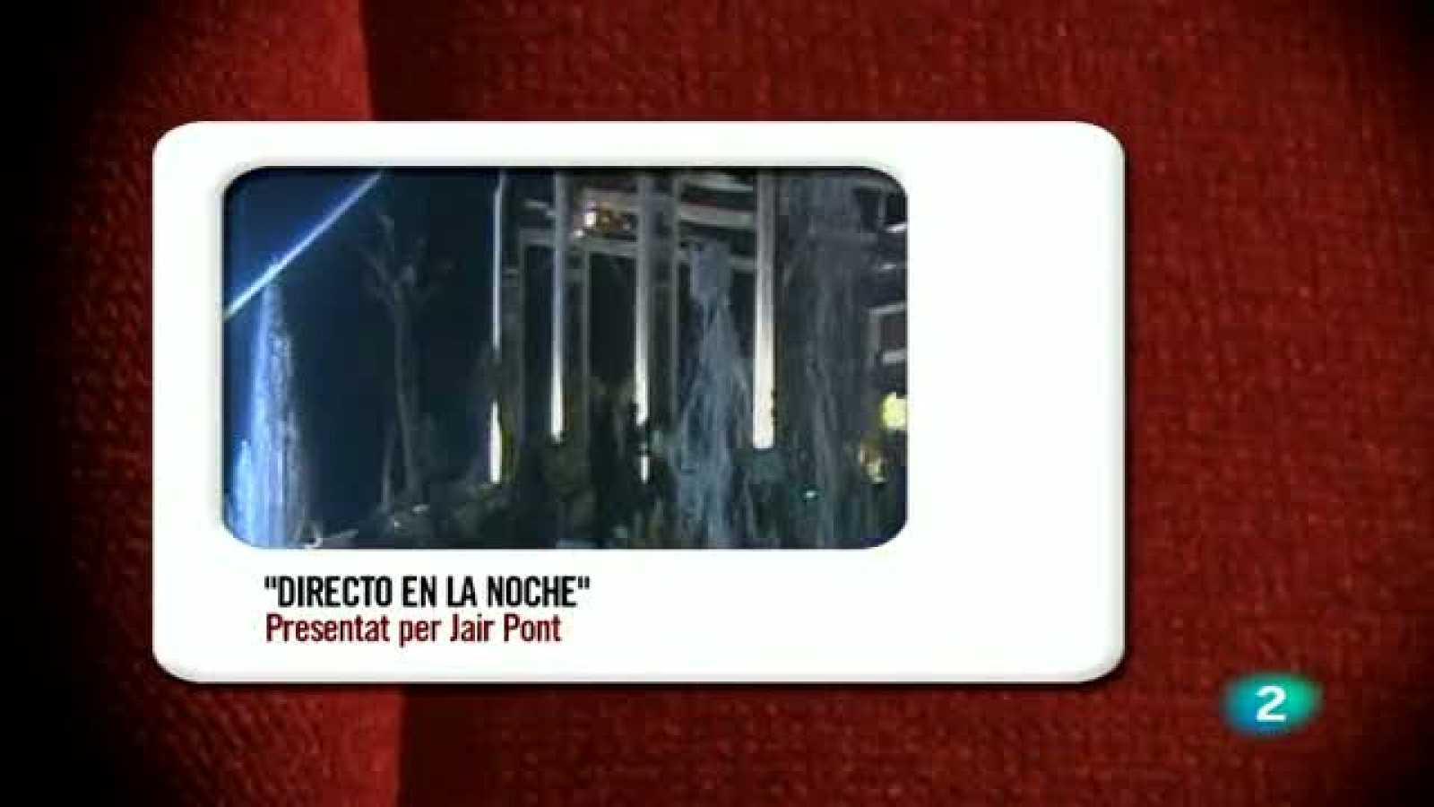 """Memòries de la Tele -  """"Directo en la noche"""""""
