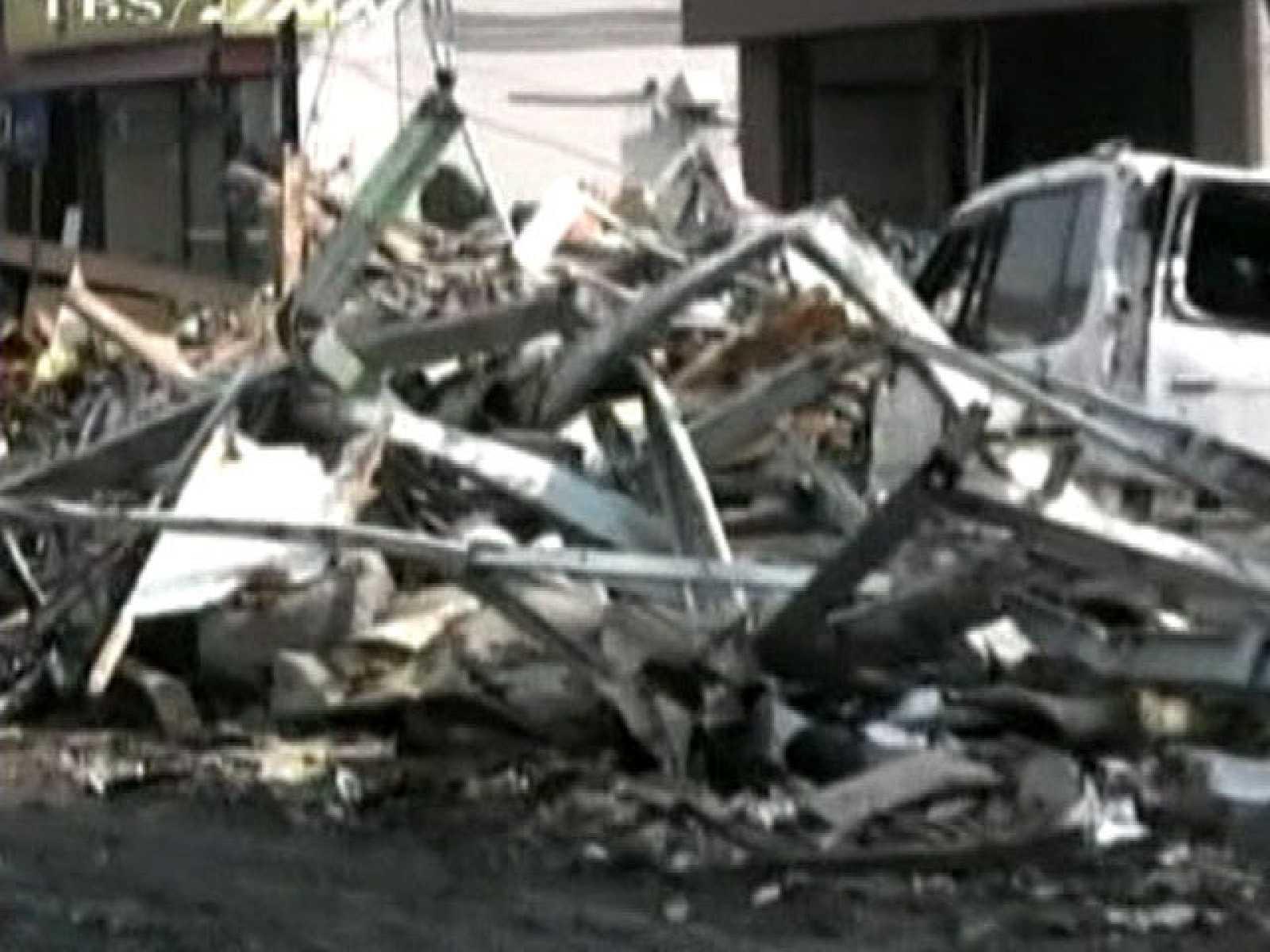Se cumple un mes del catastrófico terremoto de Japón