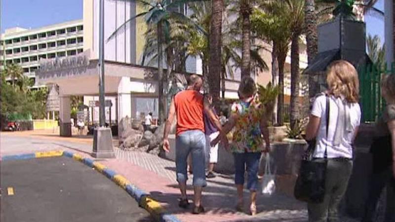 La situación de Túnez y Egipto ha beneficioado al sector turístico español