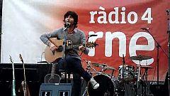 Joan Masdéu al Premi Disc Català de l'Any  2010