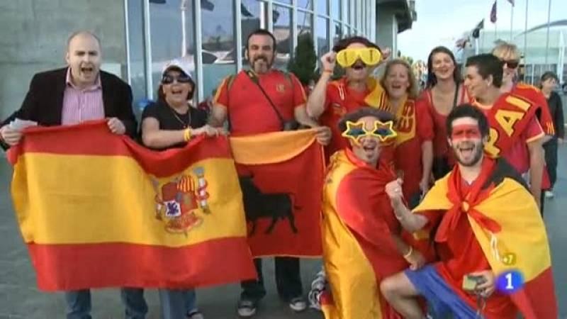 Españoles en el mundo - Melbourne - 19/04/11 - Ver ahora