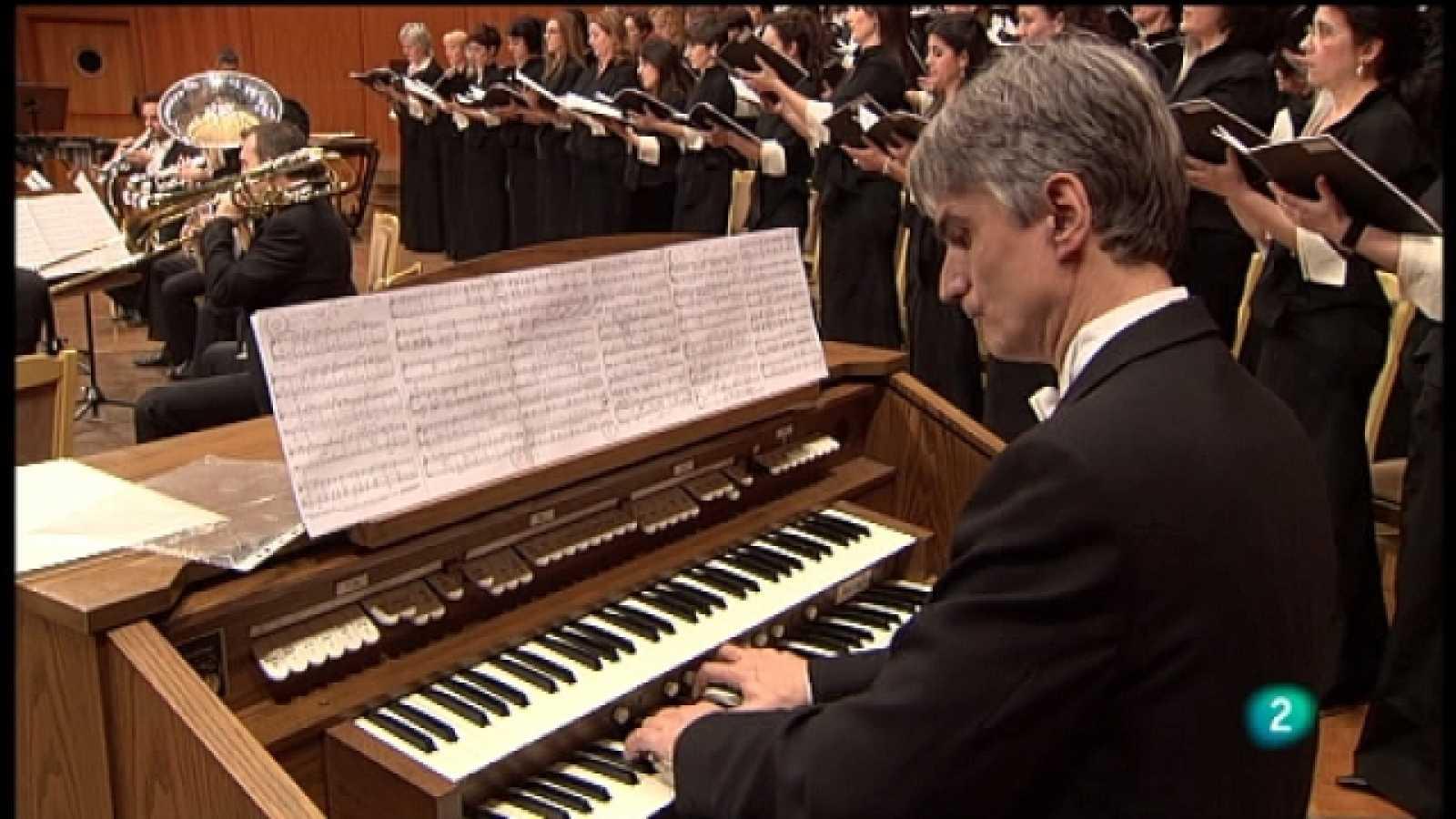 Los conciertos de La 2 - Concierto nº 4 del IX ciclo de Música Coral (1ª parte) - Ver ahora
