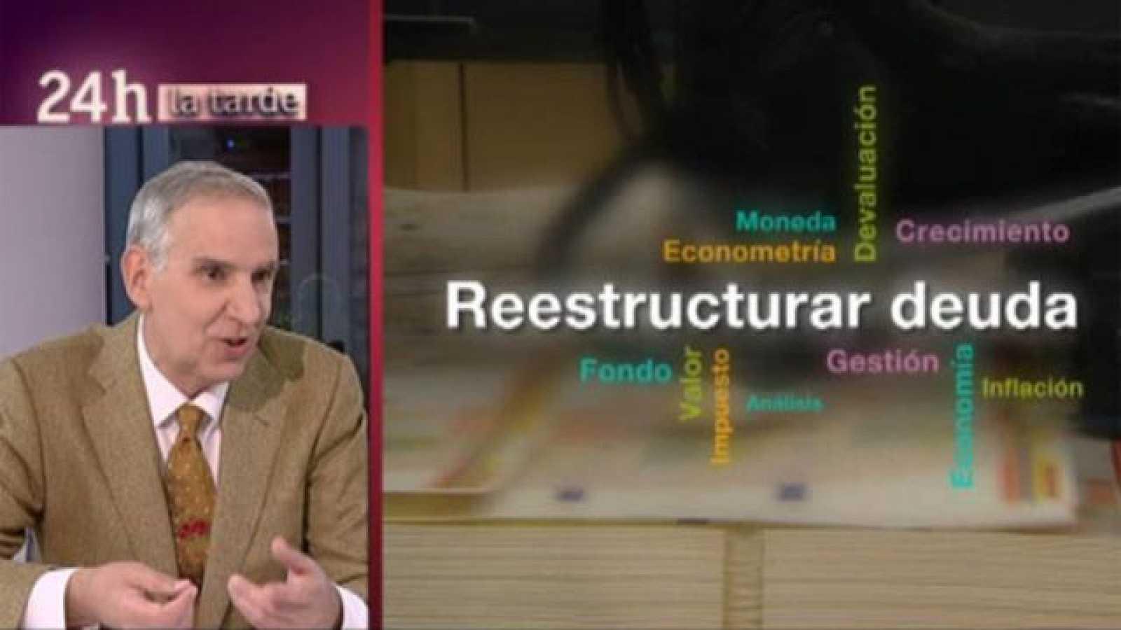 ¿De qué se habla al hablar de la posible reestructuración de la deuda griega?