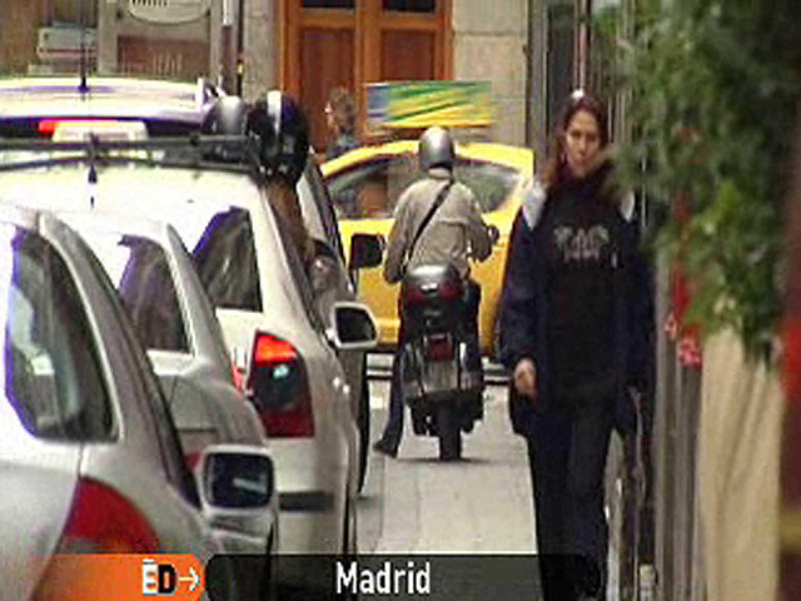España Directo - Peatones sin acera