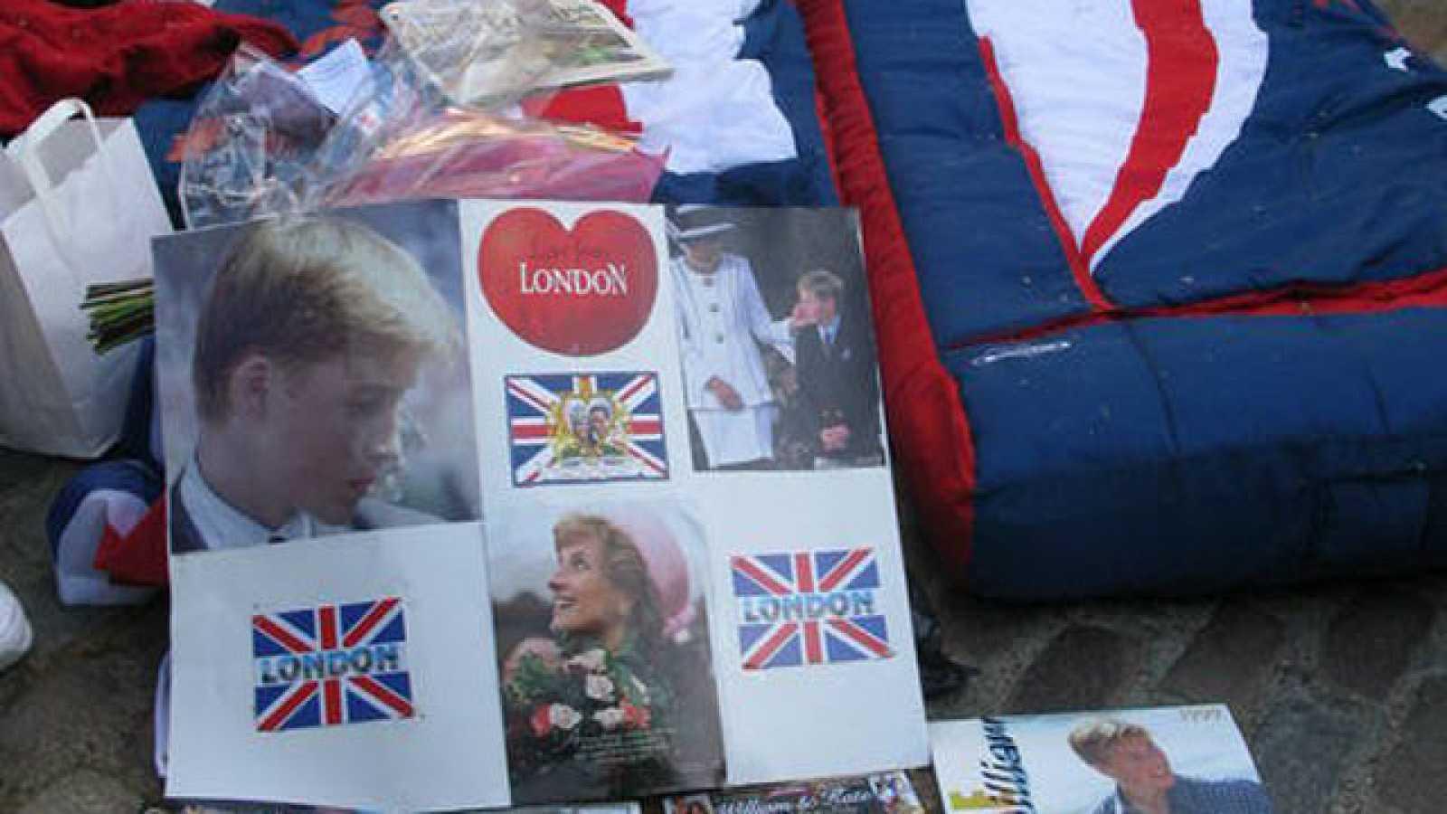 Ensayos y últimos retoques en Londres