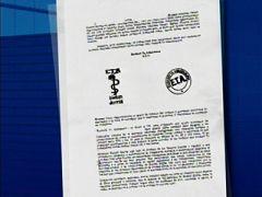 ETA comunica a los empresarios vascos y navarros el fin de la extorsión