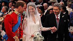 La ceremonia de la boda real británica se ha celebrado según lo previsto