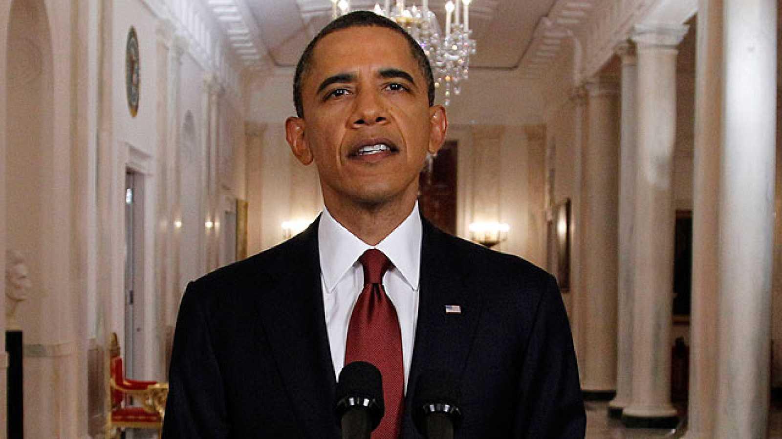 EE.UU. mata a Osama Bin Laden en Pakistán l RTVE.es