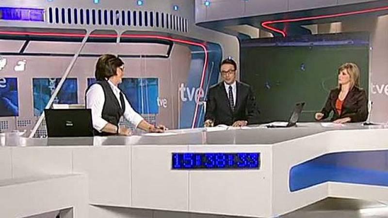 Los Telediarios, líderes por 44º mes consecutivo