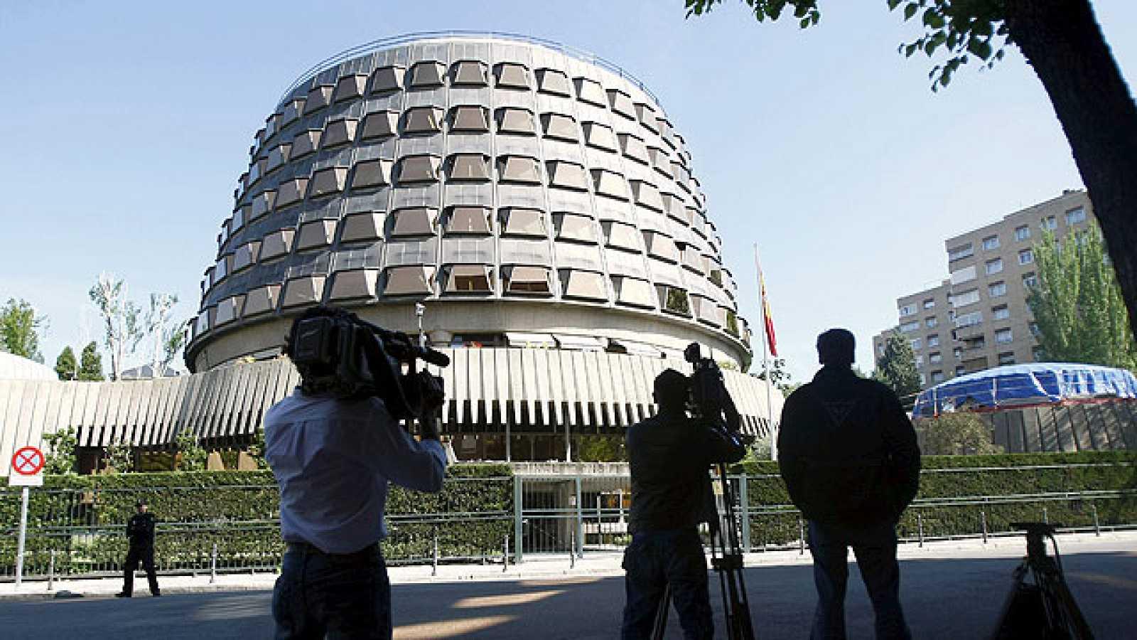 El Tribunal Constitucional rechaza la recusación que Bildu pedía para el juez Hernando