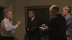 Obama felicita a su equipo por el éxito de la operación contra Bin Laden