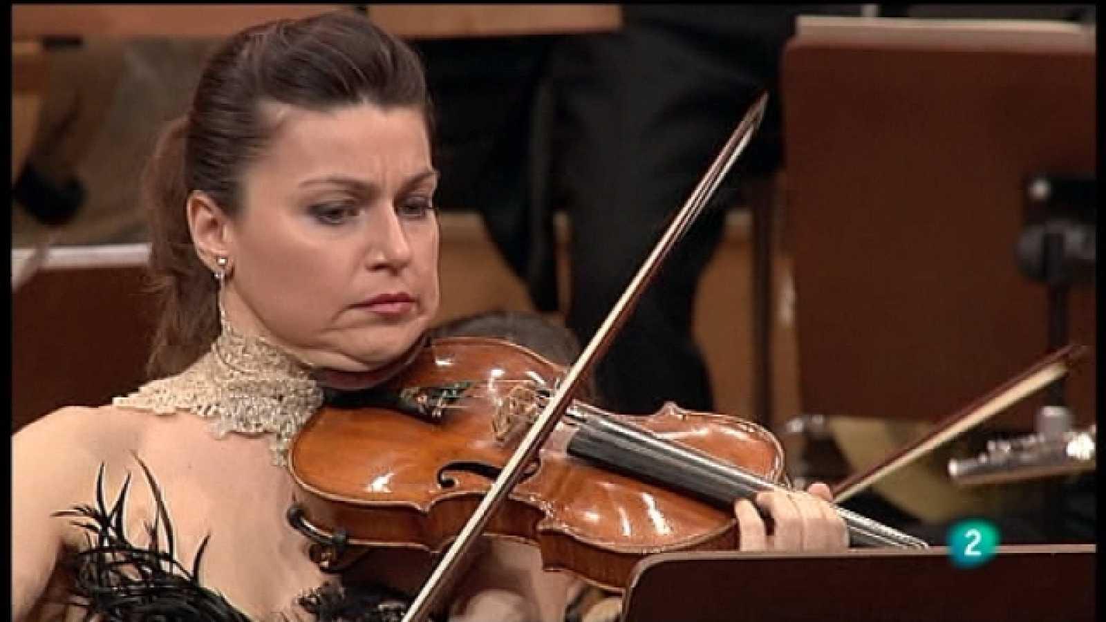 Los conciertos de La 2 - Orquesta Sinfónica de RTVE. A-17 - Ver ahora