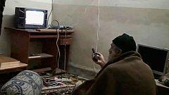 El Pentágono muestra cinco vídeos caseros de Bin Laden