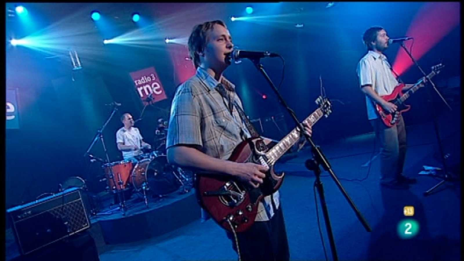 Conciertos de Radio 3 - The Wave Pictures - Ver ahora