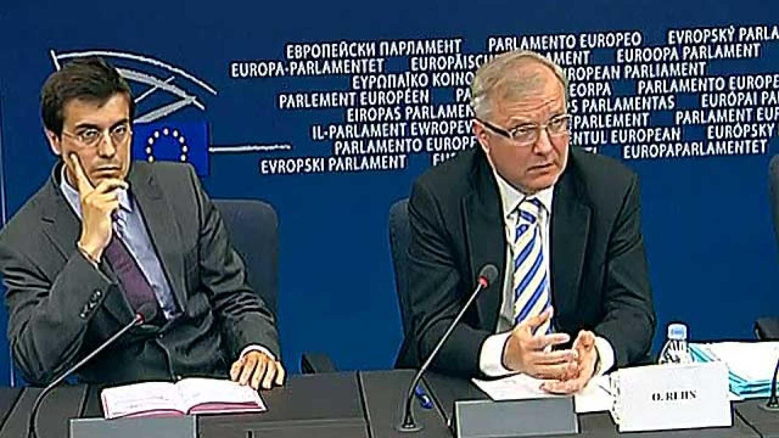 La Comisión Europea busca una salida para Grecia y aprueba el rescate de Portugal