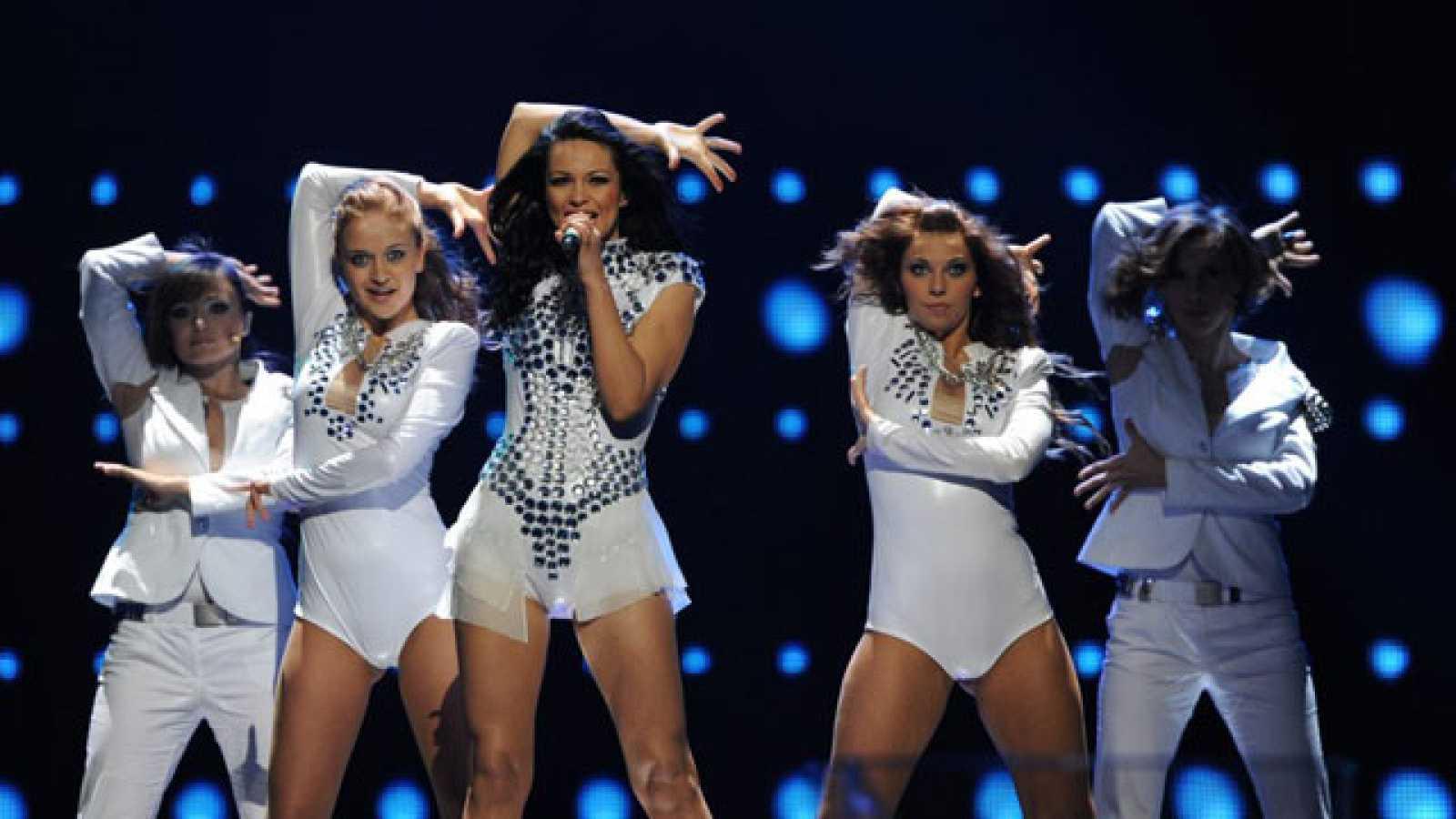 Eurovisión 2011 - 1ª semifinal - Polonia