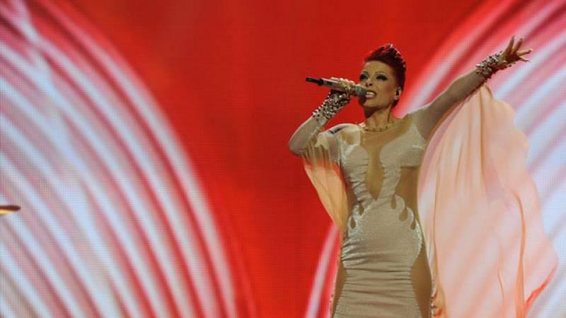 Eurovisión 2011 - 1ª semifinal - Albania