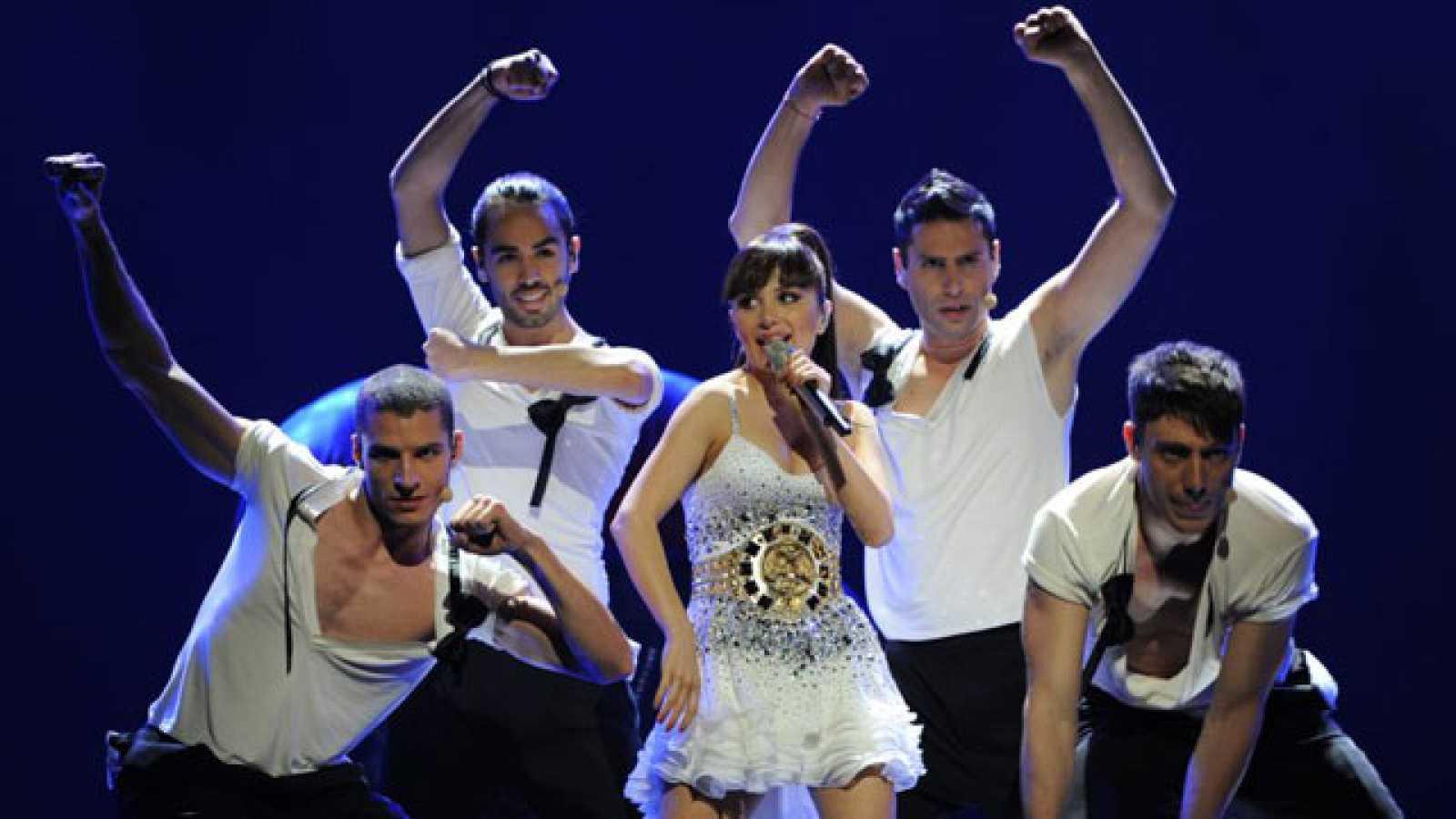 "Emmy, la representante de Armenia con ""Boom Boom"""