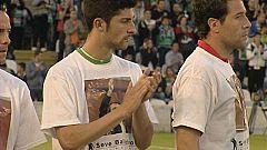 Homenaje a Seve en El Sardinero