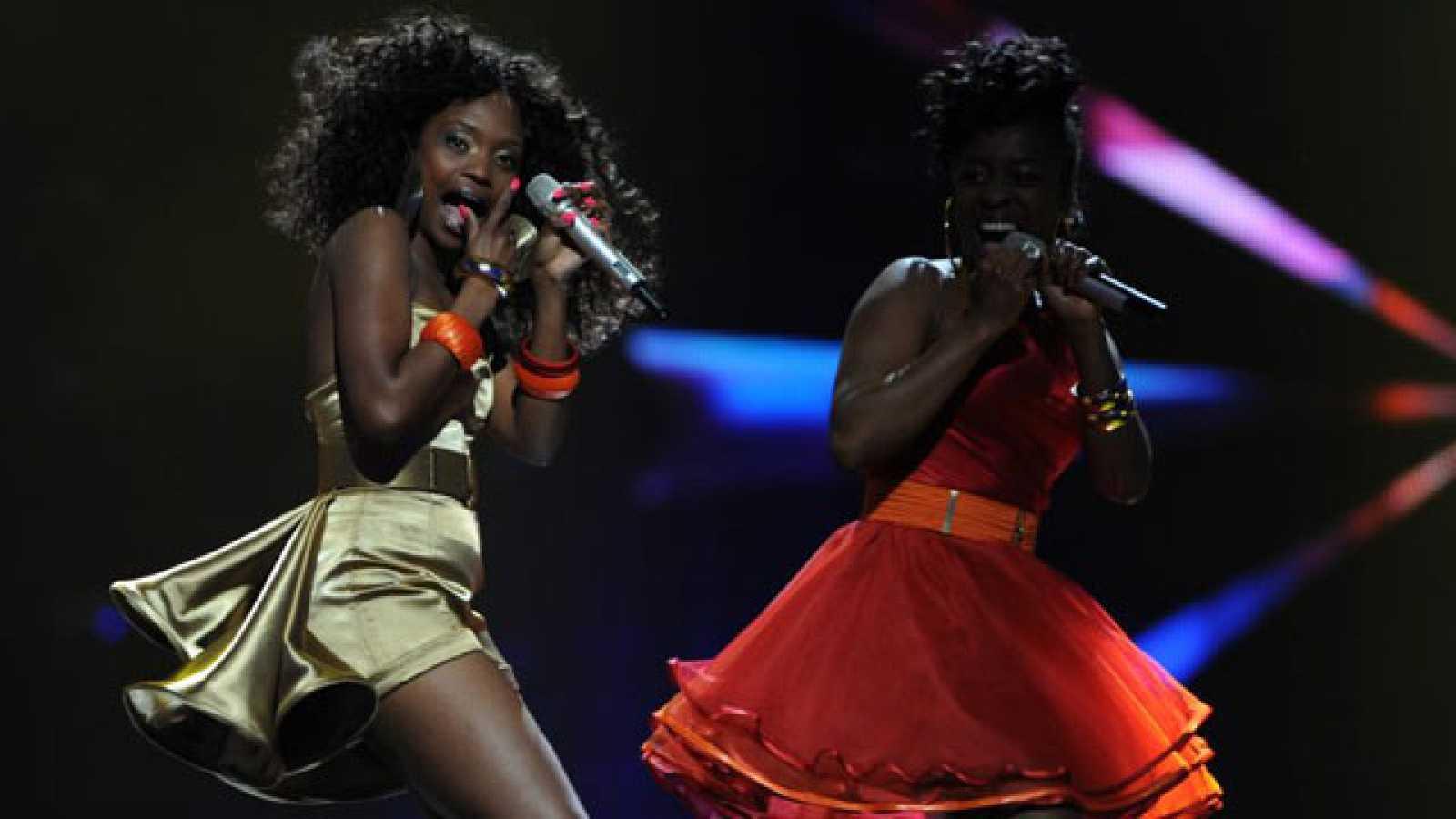 Eurovisión 2011 - 1ª semifinal - Noruega