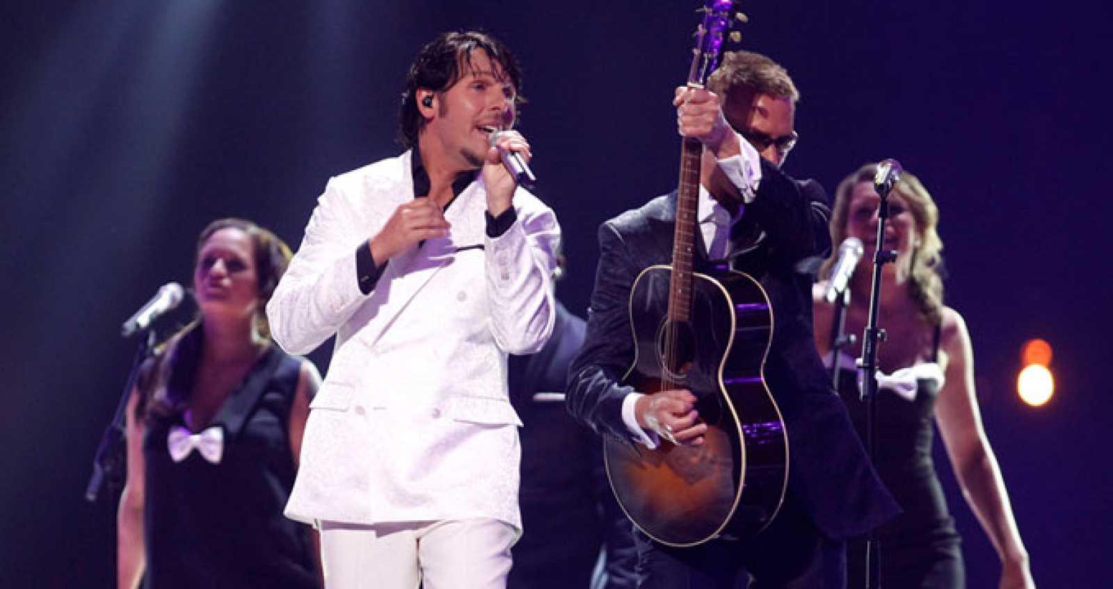 Eurovisión 2011 - 2ª semifinal - Países Bajos