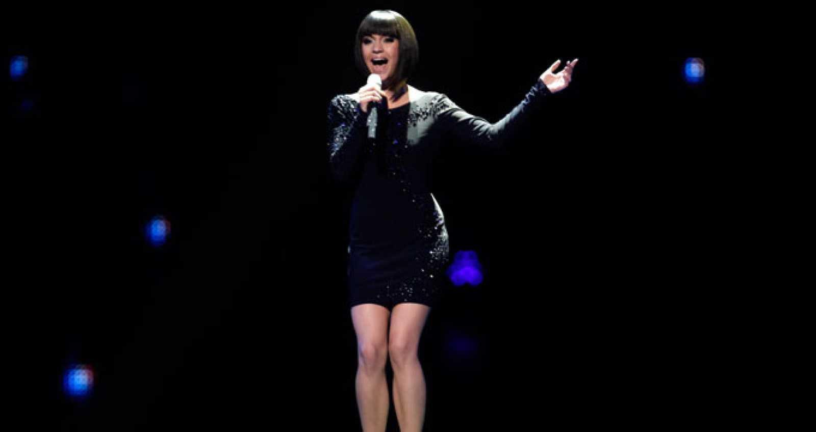 Eurovisión 2011 - 2ª semifinal - Austria