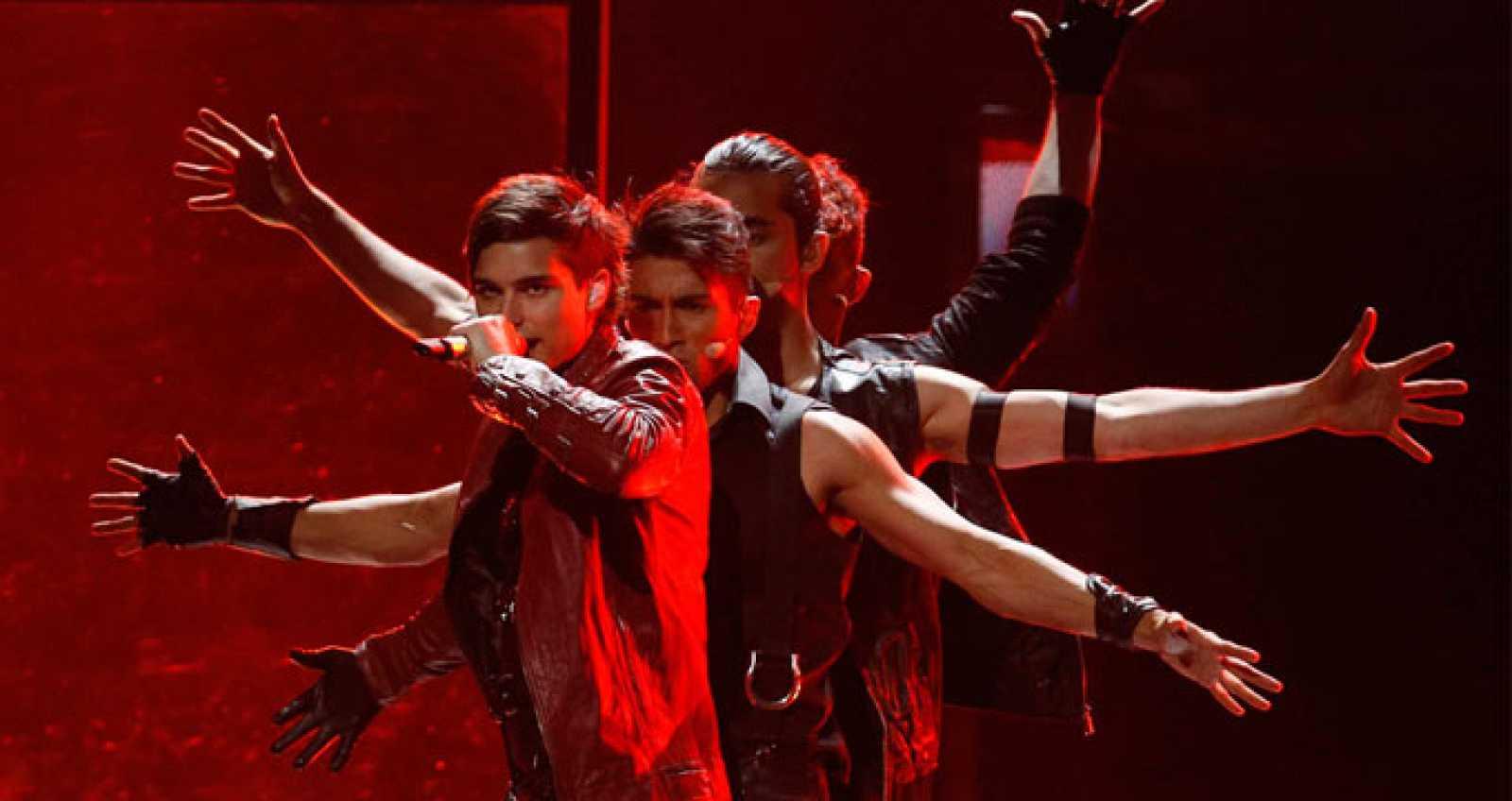 Eurovisión 2011 - 2ª semifinal - Suecia