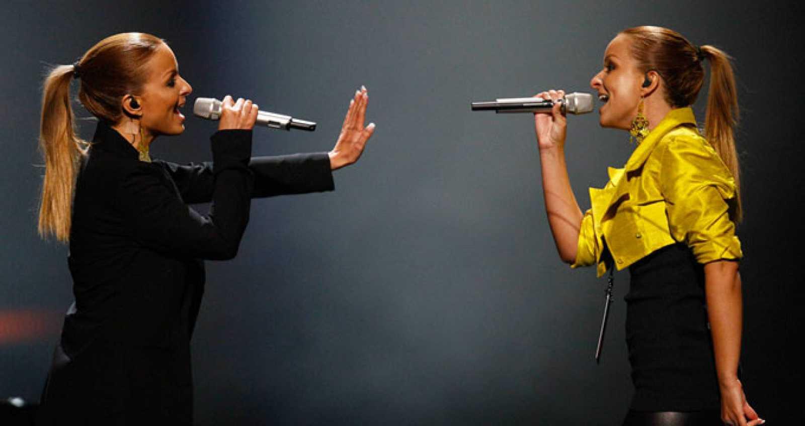 Eurovisión 2011 - 2ª semifinal - Eslovaquia