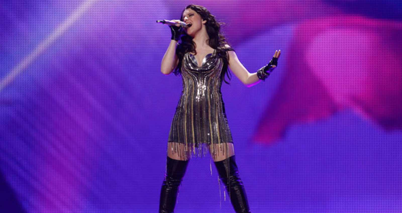 Eurovisión 2011 - 2ª semifinal - Eslovenia