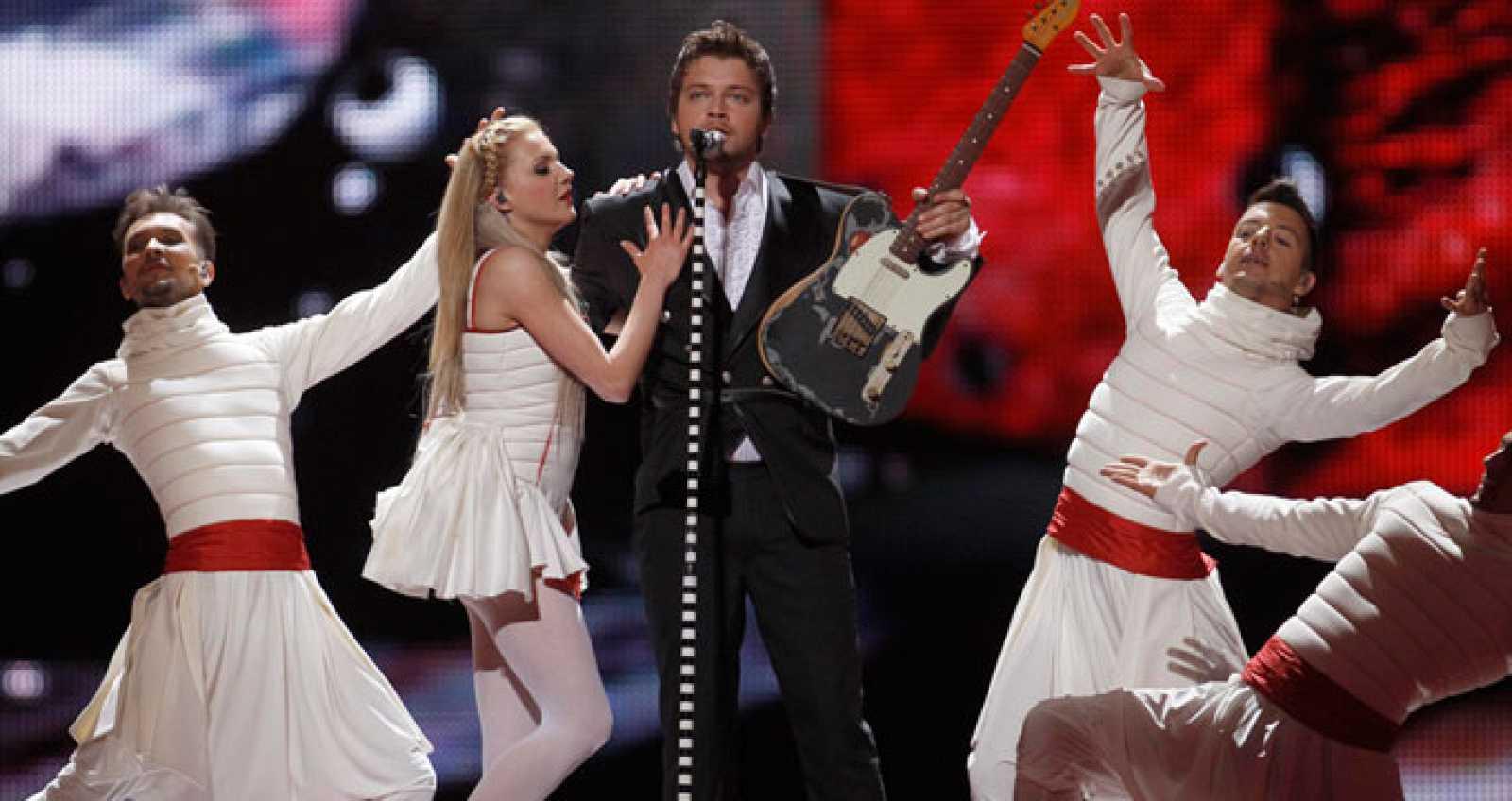 Eurovisión 2011 - 2ª semifinal - Macedonia