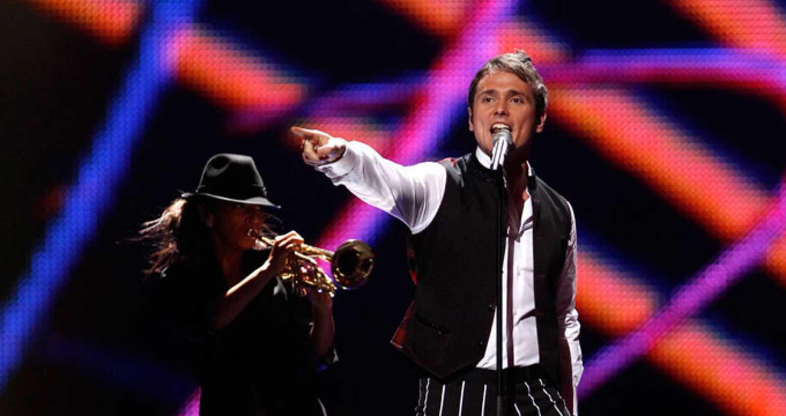 Eurovisión 2011 - 2ª semifinal - Rumanía