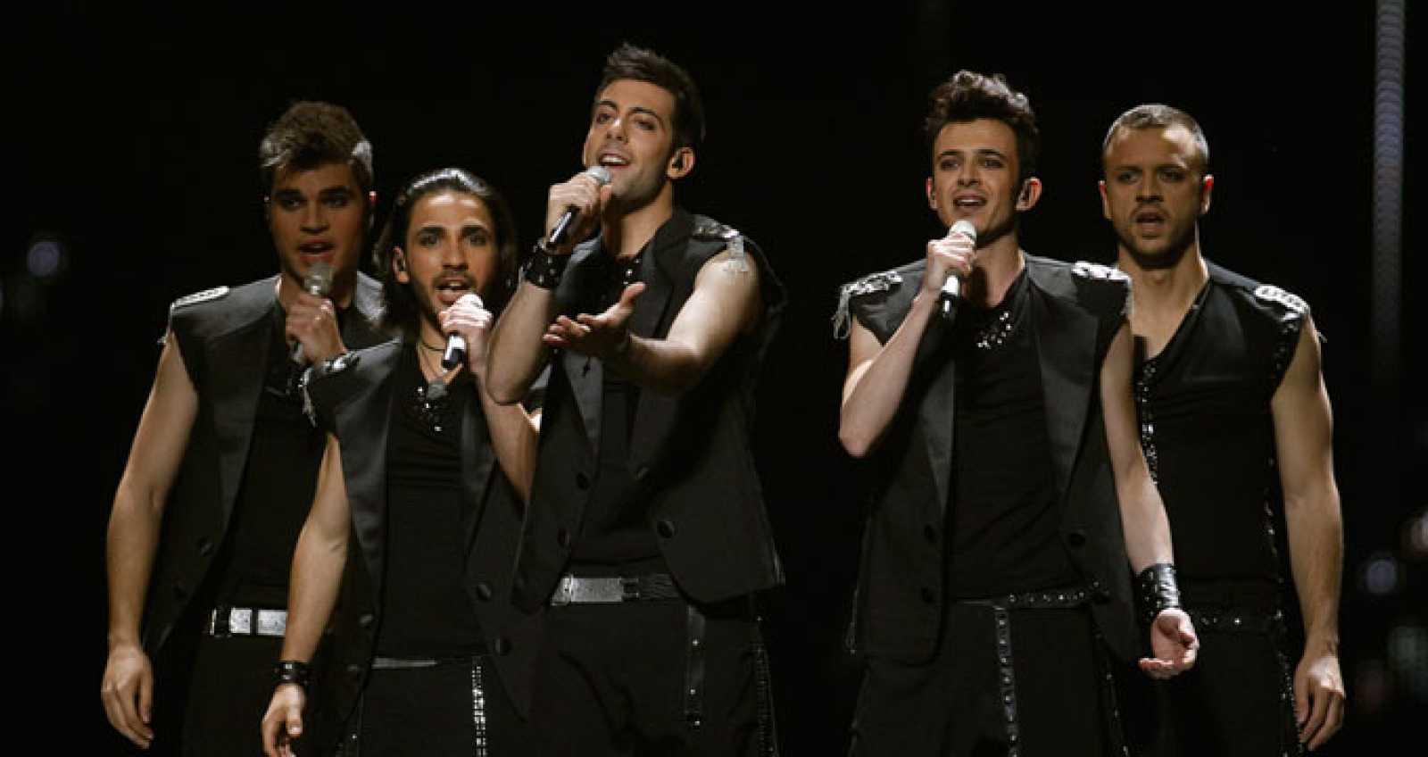 Eurovisión 2011 - 2ª semifinal -  Chipre
