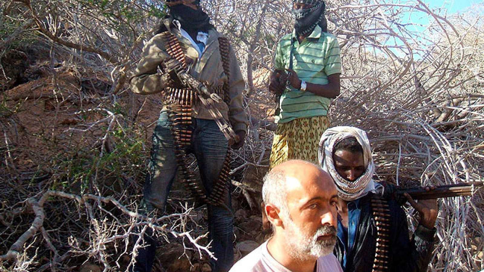 Liberados los dos marineros gallegos secuestrados por piratas somalíes