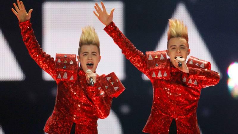 Final Eurovisión 2011 - Irlanda