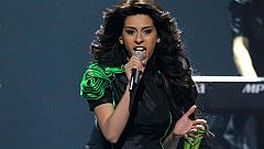Final Eurovisión 2011 - Georgia