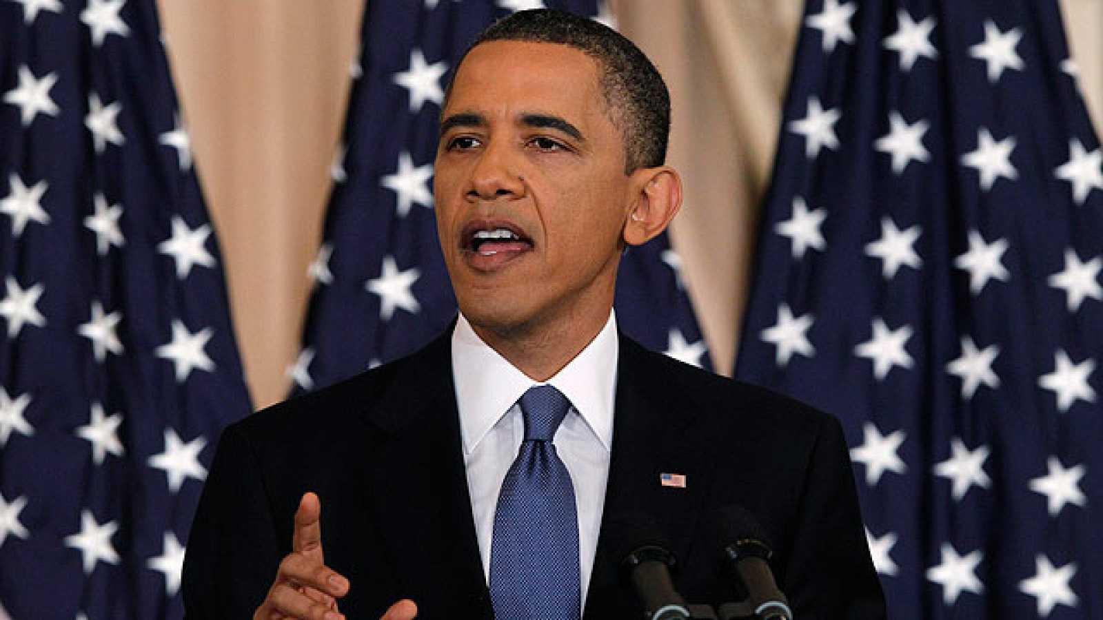 Obama fija las prioridades de EE.UU. ante los cambios en el mundo árabe
