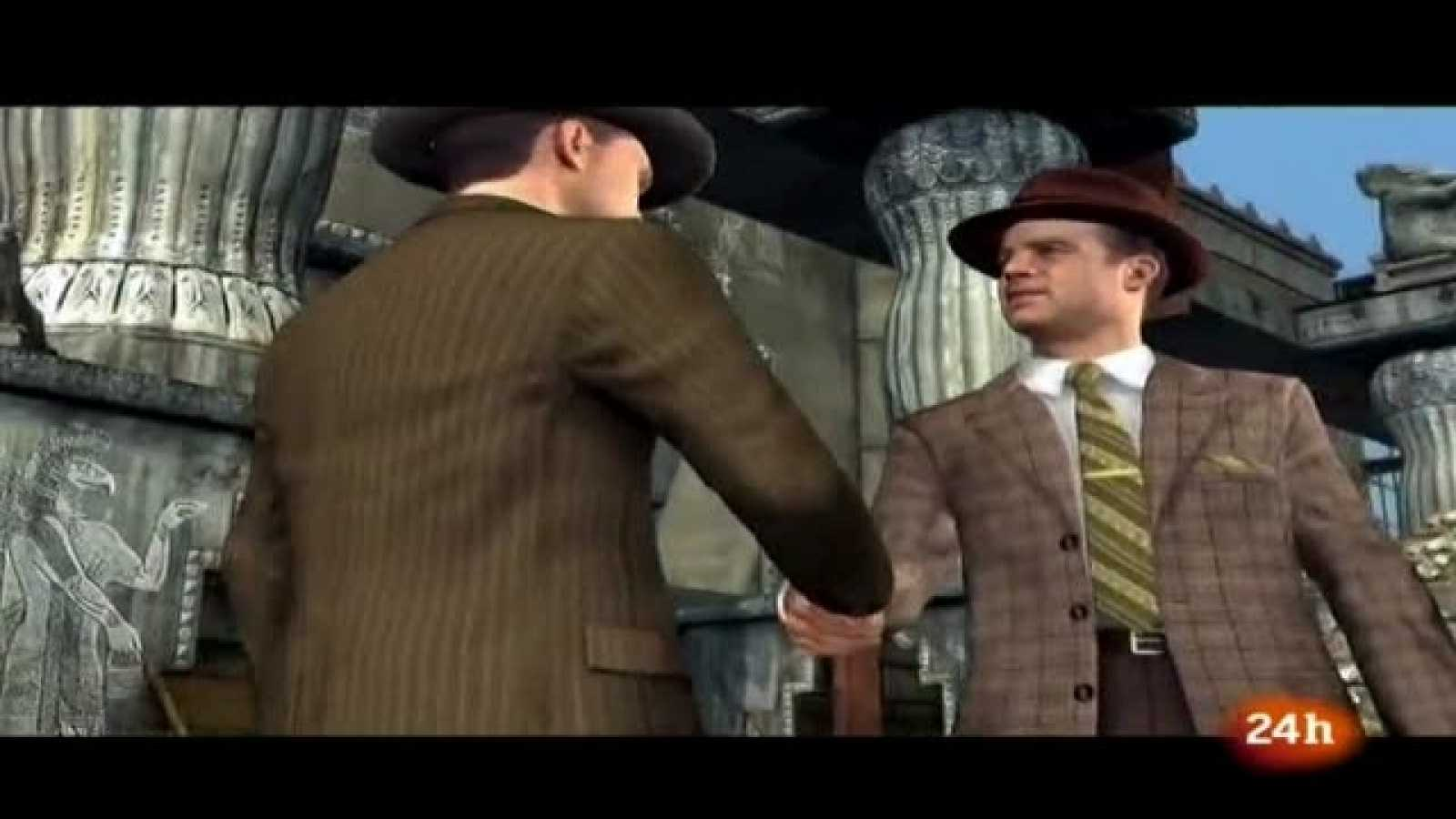 "Zoom Net - ""L.A. Noire"", ""Homeward Journeys"" y ""Animayo"" - 21/05/11 - Ver ahora"