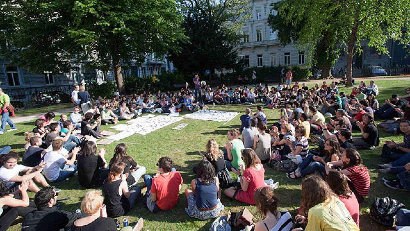 En Barcelona prolongarán las movilizaciones hasta mediados de junio