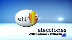 Especial Elecciones autonómicas y municipales 2011 - 14 horas - 22/05/11