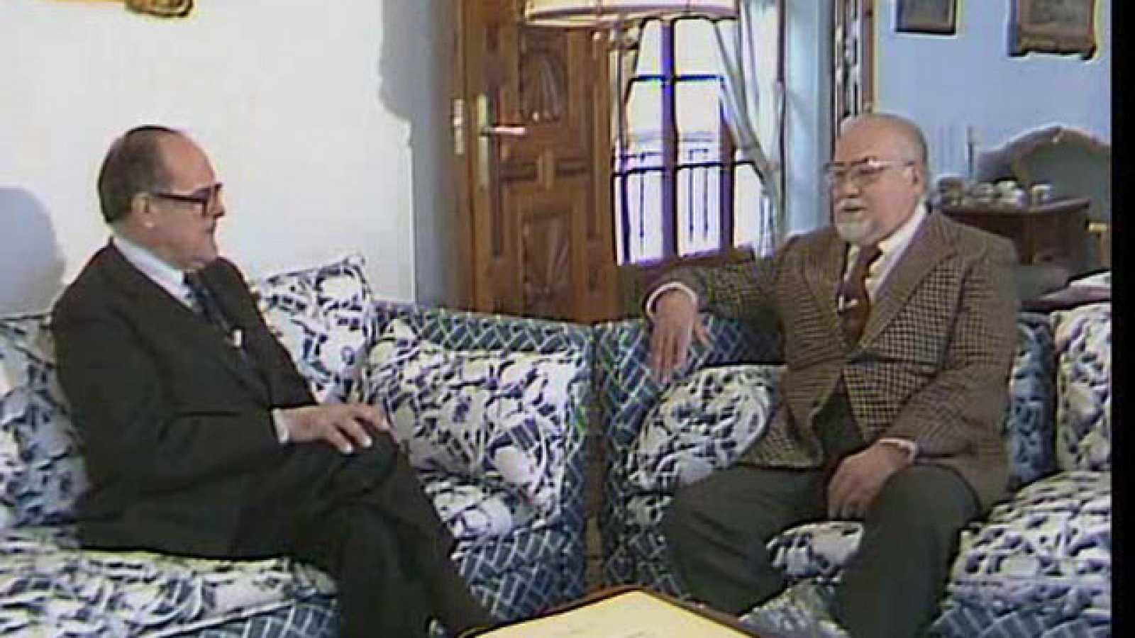 Julián Marías entrevista a Chueca