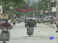 Los haitianos miran con esperanza al nuevo presidente, Michel Martelli